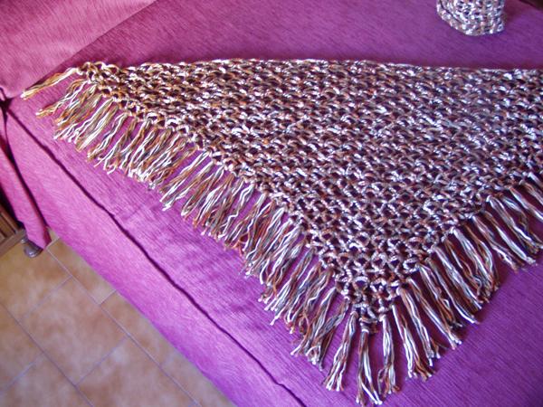 Chal Pico en lana para Virginia | esdovi.com ( El Señor de los ...