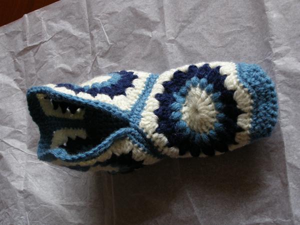 Pantuflas a crochet con patron - Imagui