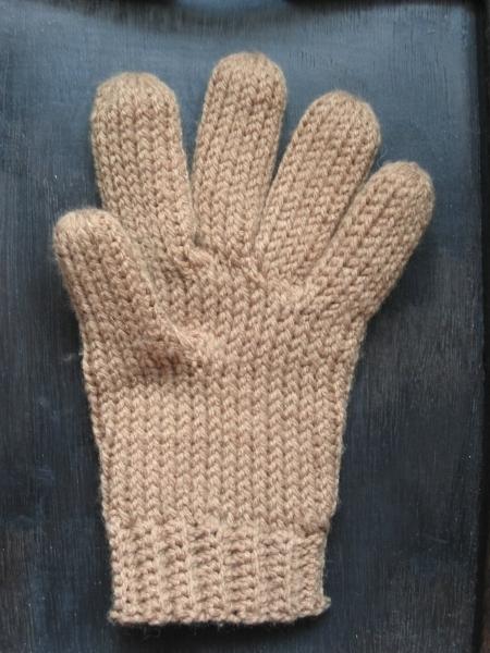 Guantes para el frio. | esdovi.com ( El Señor de los Ovillos )