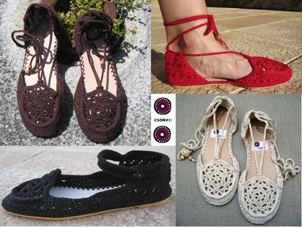 zapatos | esdovi.com ( El Señor de los Ovillos )