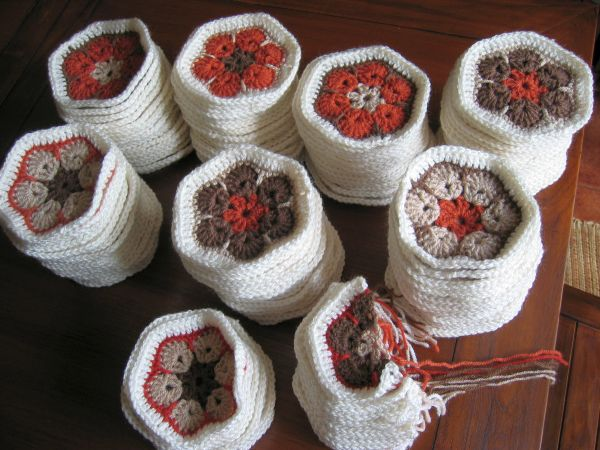 Mantas afghan el se or de los ovillos - Mantas de ganchillo faciles ...